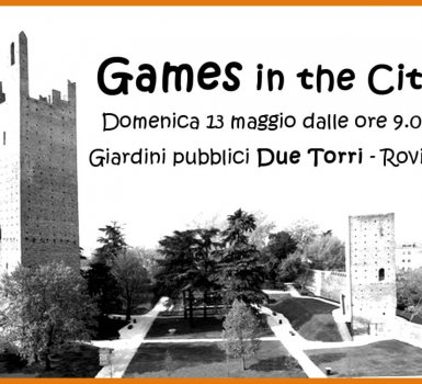 Games in the city